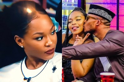 "BBNaija 2020: ""Lilo And Eric Were The First Housemates To Take Their Bath Together"" – Vee Reveals"