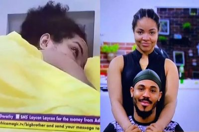 BBNaija: You Will Be Amazed On What Nengi Asked Ozo This Morning