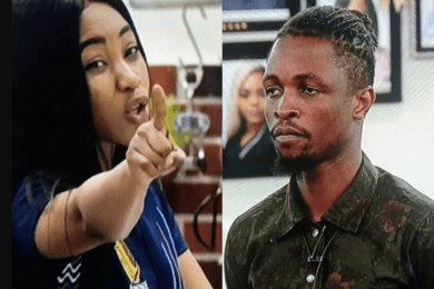 Laycon opens up on why he refused to have KISS Conversation With Erica Before She Was Disqualified