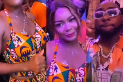 Davido Flaunts His New Female Artiste Boobs On Instagram (Video)