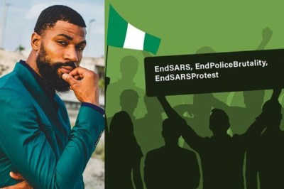 EndSARS: BBNaija Star, Mike Edwards, And Nigerians In London Set For Massive Protest In Front Of Nigerian High Commission