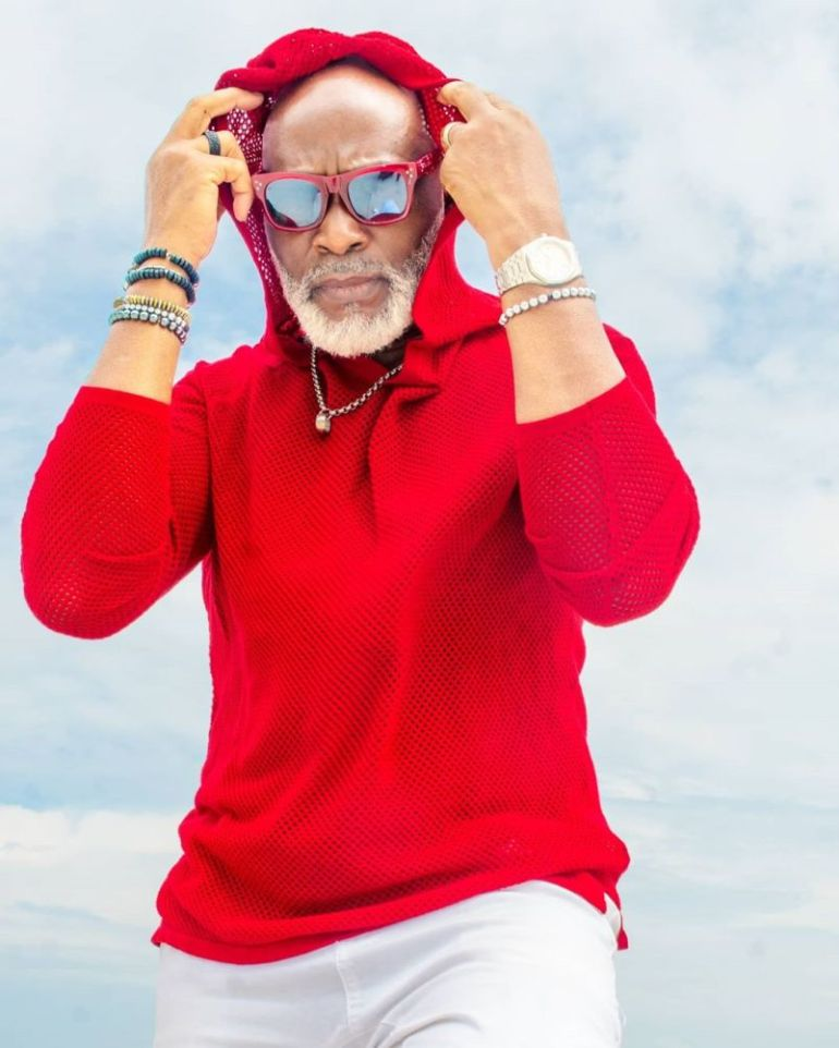 At 59 Years, Nigerian Actor RMD Is Still The Most Charming And The Lady's Crush – Photos