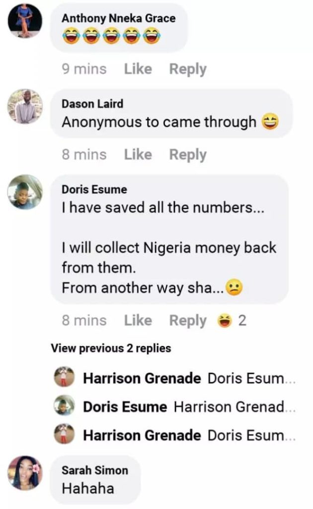 Nigerians React After Hackers Released Contact Numbers Of N22-Million Salaried Senators – Screenshots