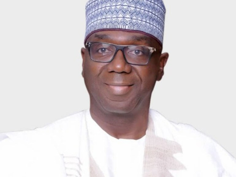 #EndSARS: Governor Of Kwara State Spotted On Okada As Highway Is Blocked