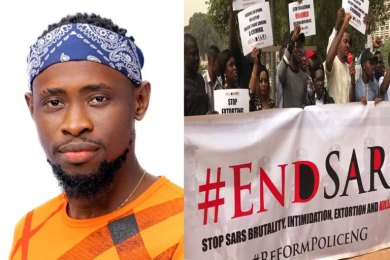 Trikytee Reportedly Demands ₦500k Appearance Fee To Join Bayelsa State #EndSars Protest