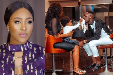Moment Erica's Ovaries Churn After Seeing Prince's Handsome Son (Photo)