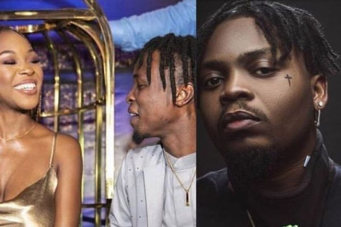 "Olamide Laycon and Vee, ""Laycon And Vee, I'll Pay Anything To Have A Joint EP With You"" – Olamide, Premium News24"