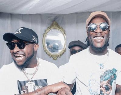 """Floppy Disk"" - Burna Boy Mocks Davido's Yet To Be Released Album ""Better Time""?"