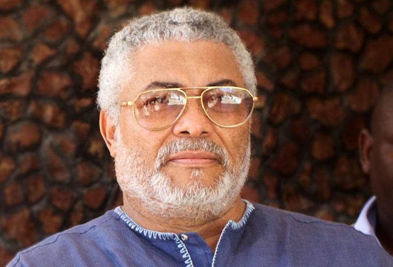 Just In: Former Ghanaian President, Jerry Rawlings Has Passed Away