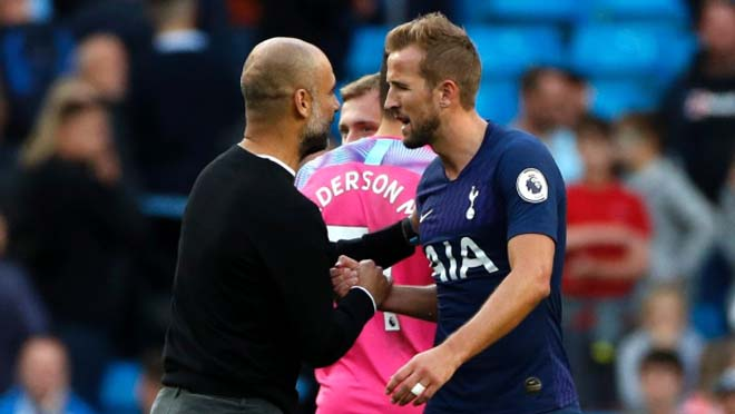 Manchester City want Harry Kane.