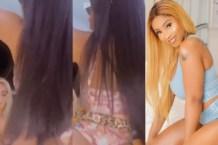 Fans attack Mercy Eke over her indecent twerk Video