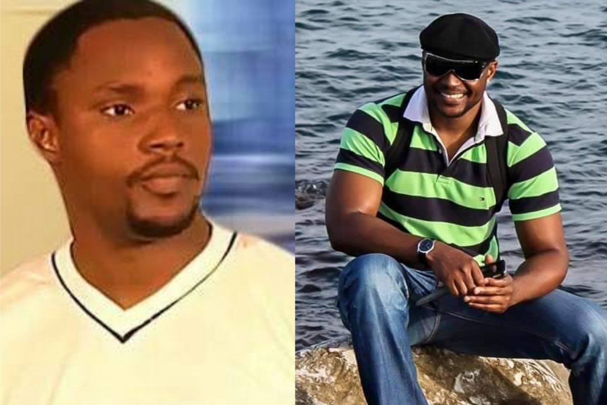 Remember Handsome Actor Pat Attah Who Quit Nollywood, He Is Now A Musician, See His Recent Photos