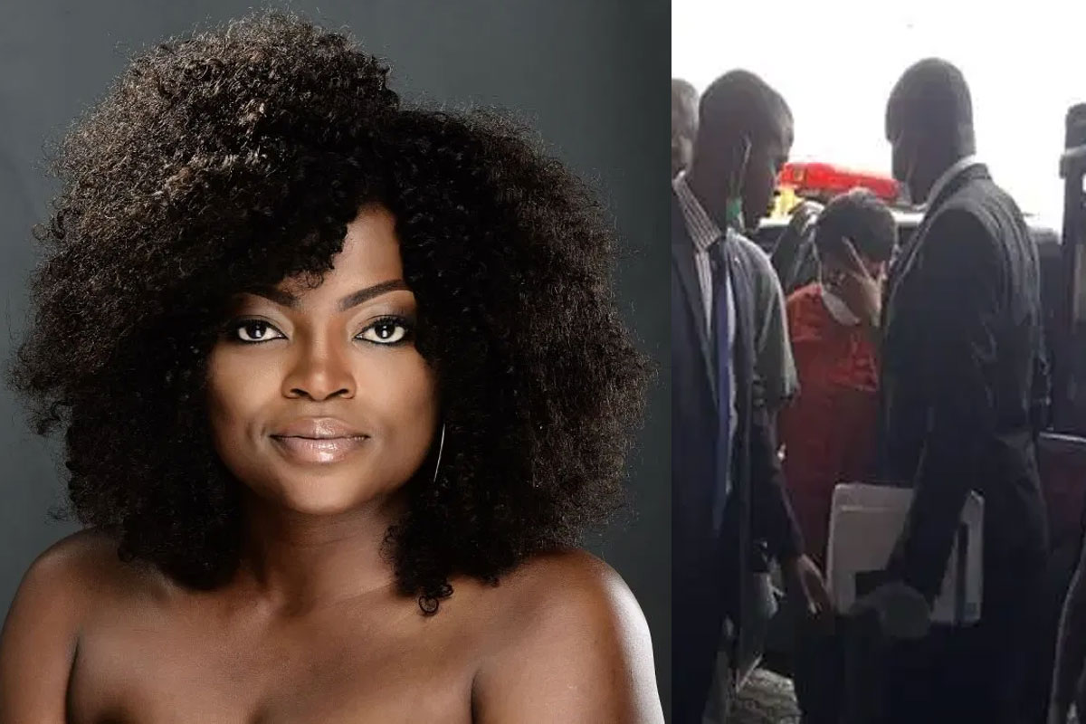 7 Months After Funke Akindele Was Arrested And Dragged To Court For Breaking Coronavirus Lockdown Rule, SEE Her Recent Photos