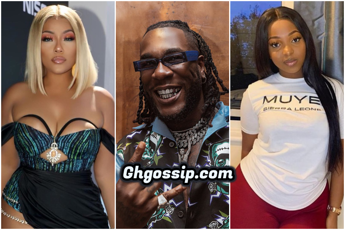 """Coming Back From Cheating Like…"" Reactions As Burna Boy Looks Unconcerned Amidst Scandal"