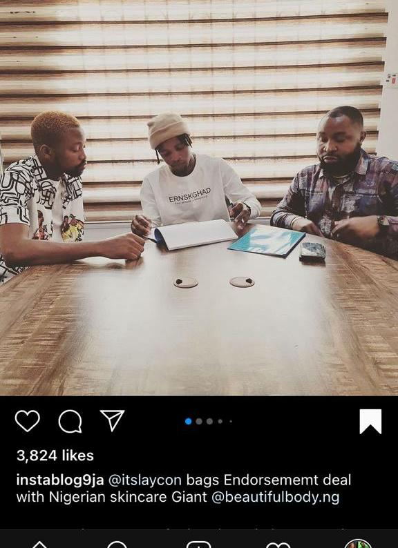 Laycon Bags Another Endorsement Deal, BBNaija star, Laycon Bags Another Endorsement Deal, Premium News24