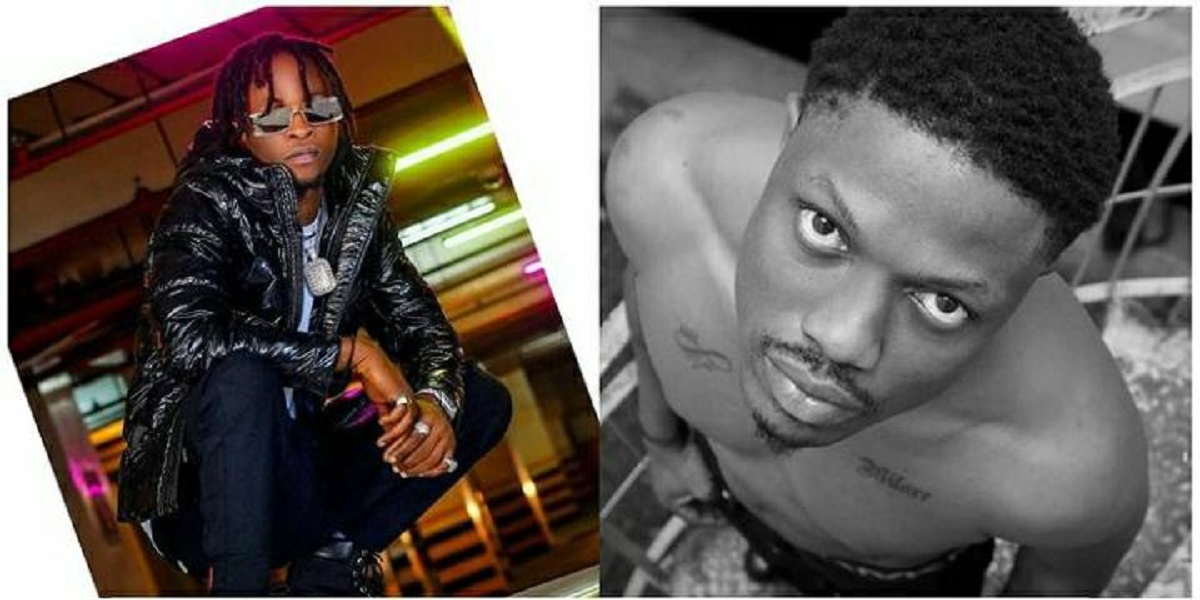 Don't Do That Again - Laycon Warns Blogger For Comparing Him To Rapper  Vector