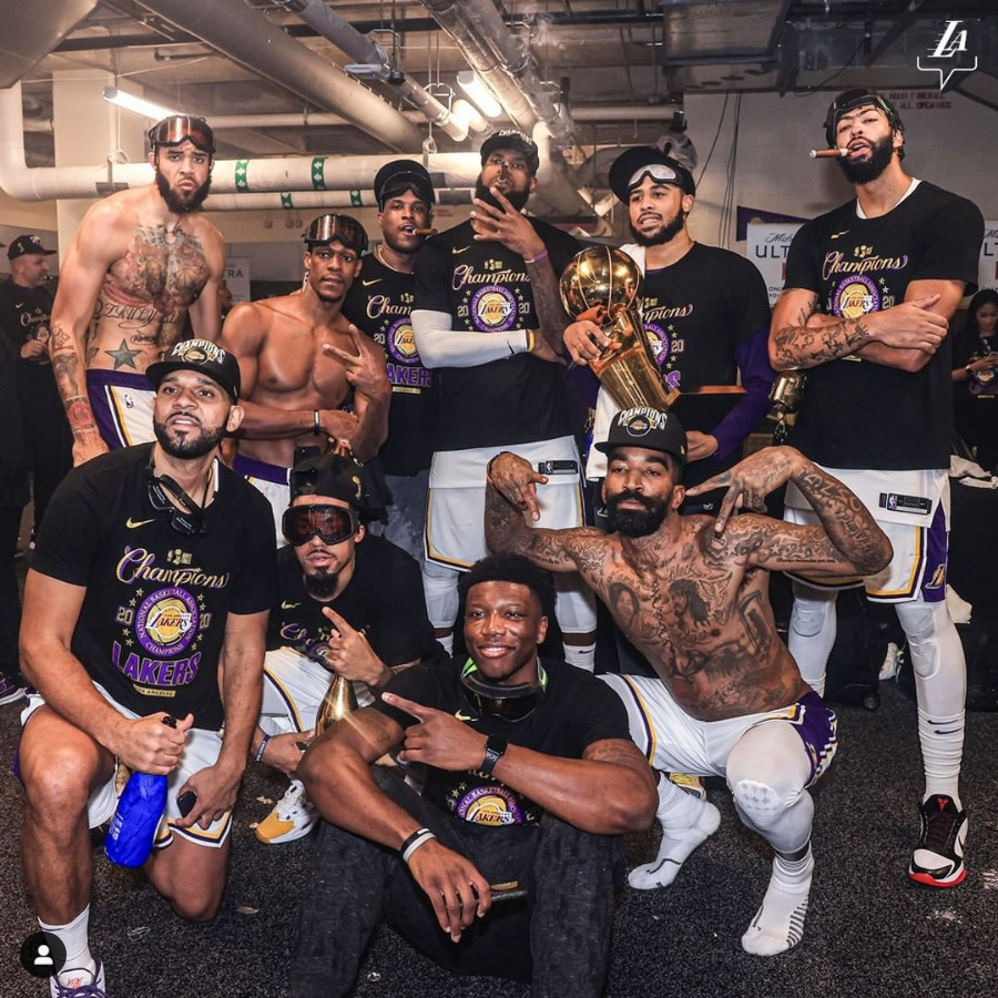 Lakers Holding Championship Ring Ceremony Before Playing Clippers On Opening Night