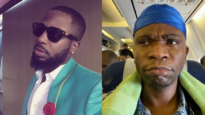 """Speed Darlington Mocks Tunde Ednut; """"There's no coming back again o!"""""""