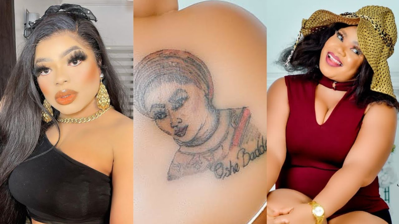 Bobrisky Finally Transfers N1 Million To Lady Who Tattooed His Face On Her  Back