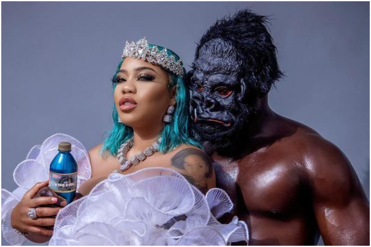 """It's Like You People Don't Know I'm Mad"""" - Toyin Lawani Reacts To Of Husband-Snatching  Scandal"""