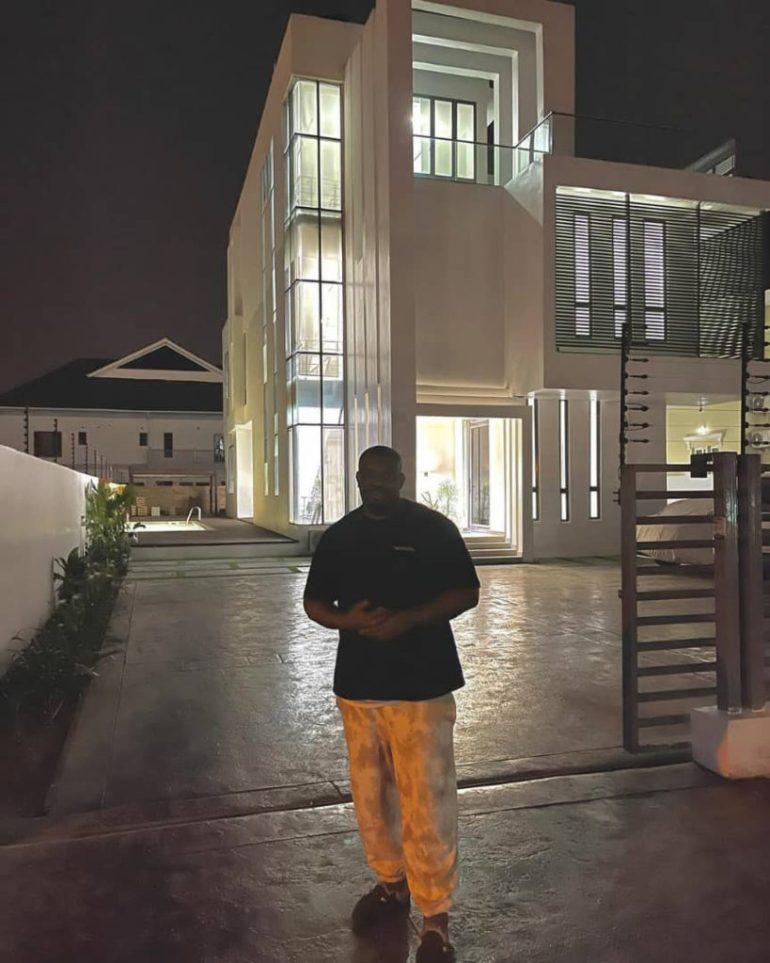 Don Jazzy Shows Off His New Mansion 3