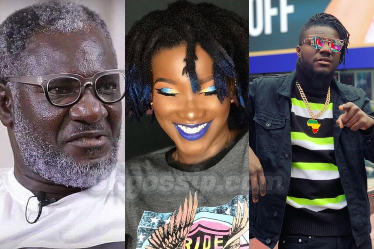 """ How Could You Say Such Shameless, Disgusting Things About My Daughter?""- Starboy Kwarteng"