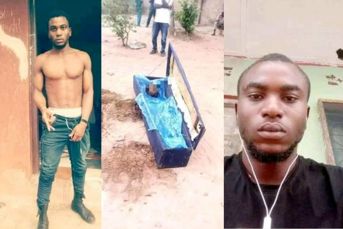 Man Declared Wanted After He Allegedly Killed His Mother And Cut Off Her  Head (GRAPHIC PHOTOS)