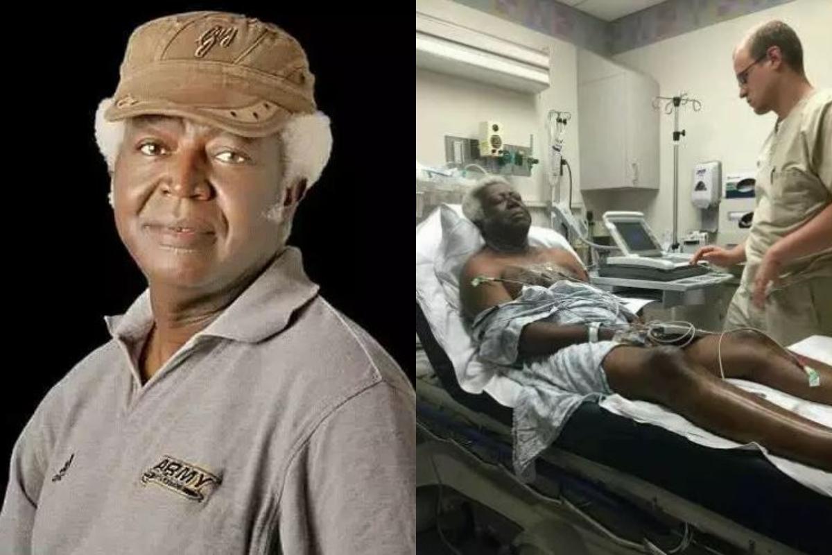 Veteran Actor Chief Bruno Iwuoha Is Dead