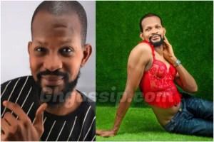 You are gay No feedback – Uche Maduagwu's U-Turn Gay comment