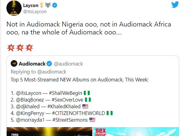 """""""They Think I Didn't Work To Where I'm At Today"""" – Laycon Shades Haters Questioning His Growth"""