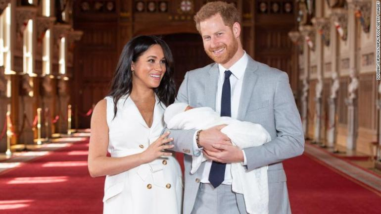 Prince Harry And Meghan Reportedly Welcome Second Child