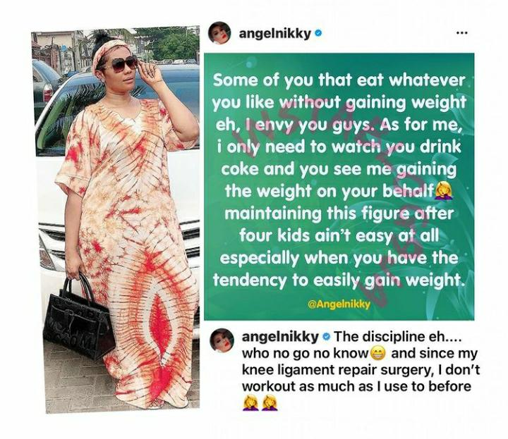Actress Nkiru Umeh Reveals The Kind Of People She Envies The Most