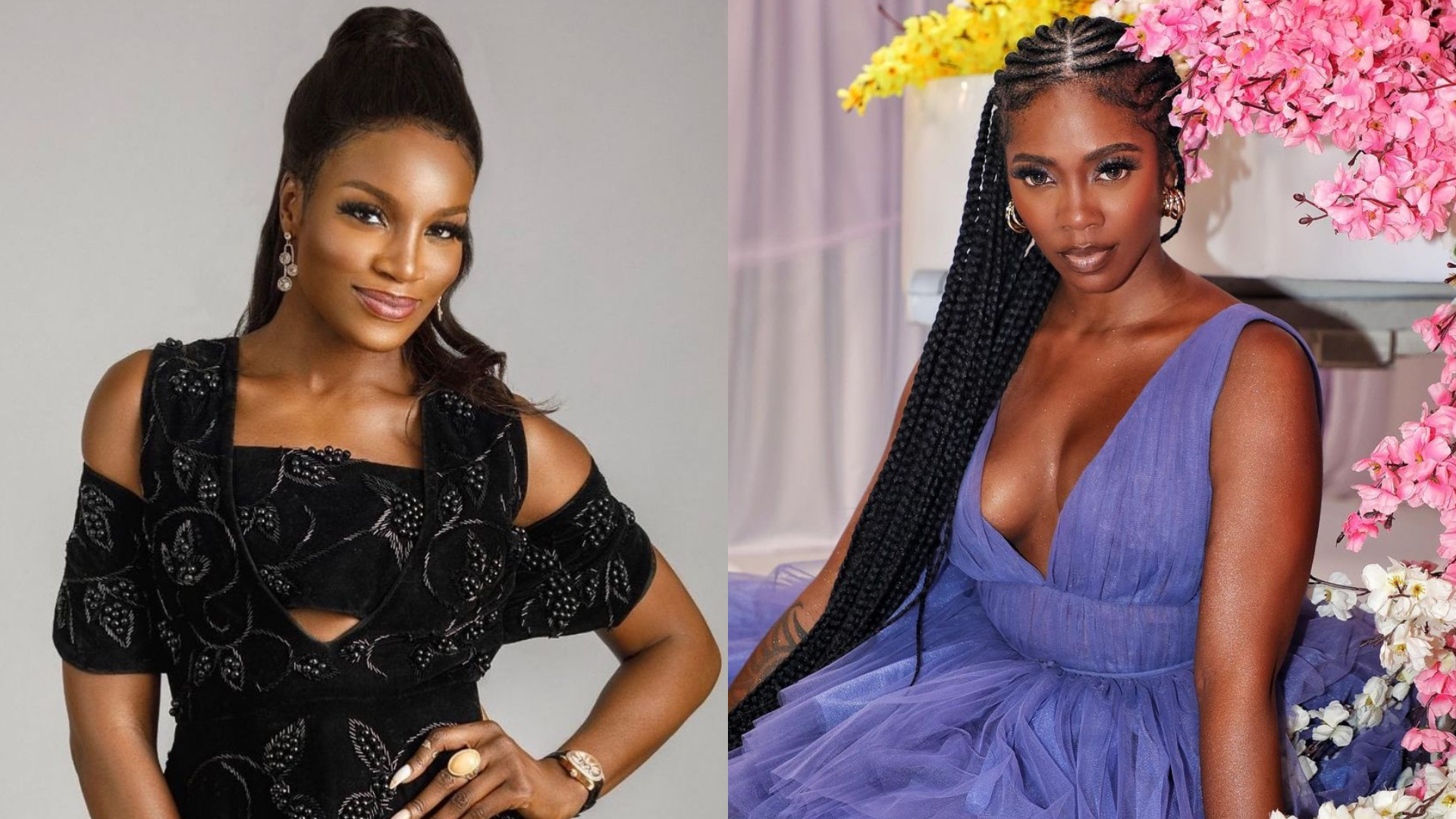 Tiwa Savage Cursed Me, Says I Will Never Have A Child – Seyi Shay Cries Out