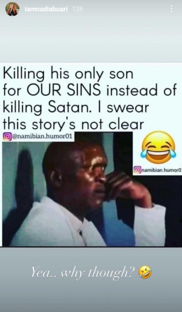 Why Did God Killed His Only Son For Our Sins Instead Of Killing Satan