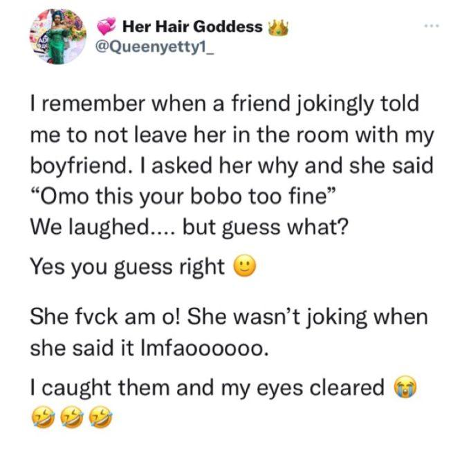 'She Fvck Am, She Wasn't Joking'