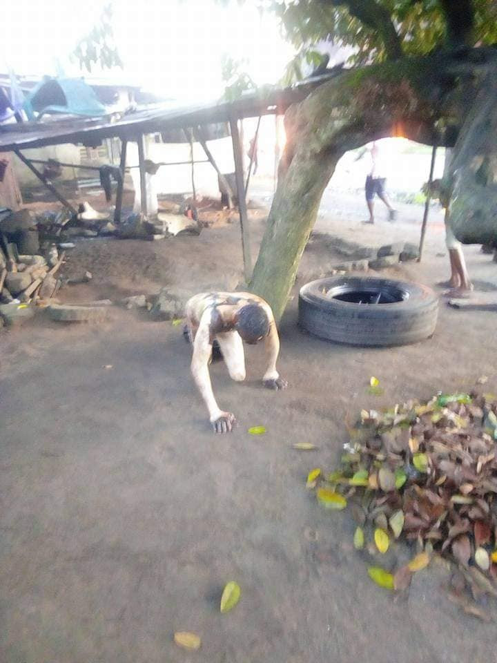 Petrol Tank Explosion Leaves Many People Dead In Rivers State (PHOTOS)