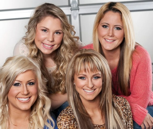 Guess Which Teen Mom Is Pregnant Again And Um Is Anybody Else Still Watching This Show Or Just Me Glamour