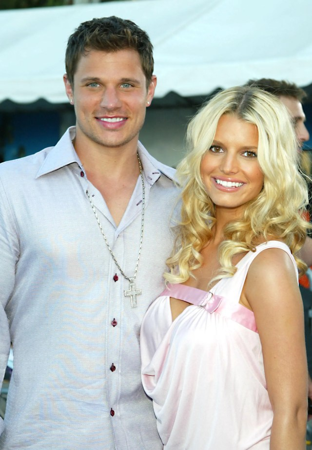 jessica simpson reveals her marriage to nick lachey was her