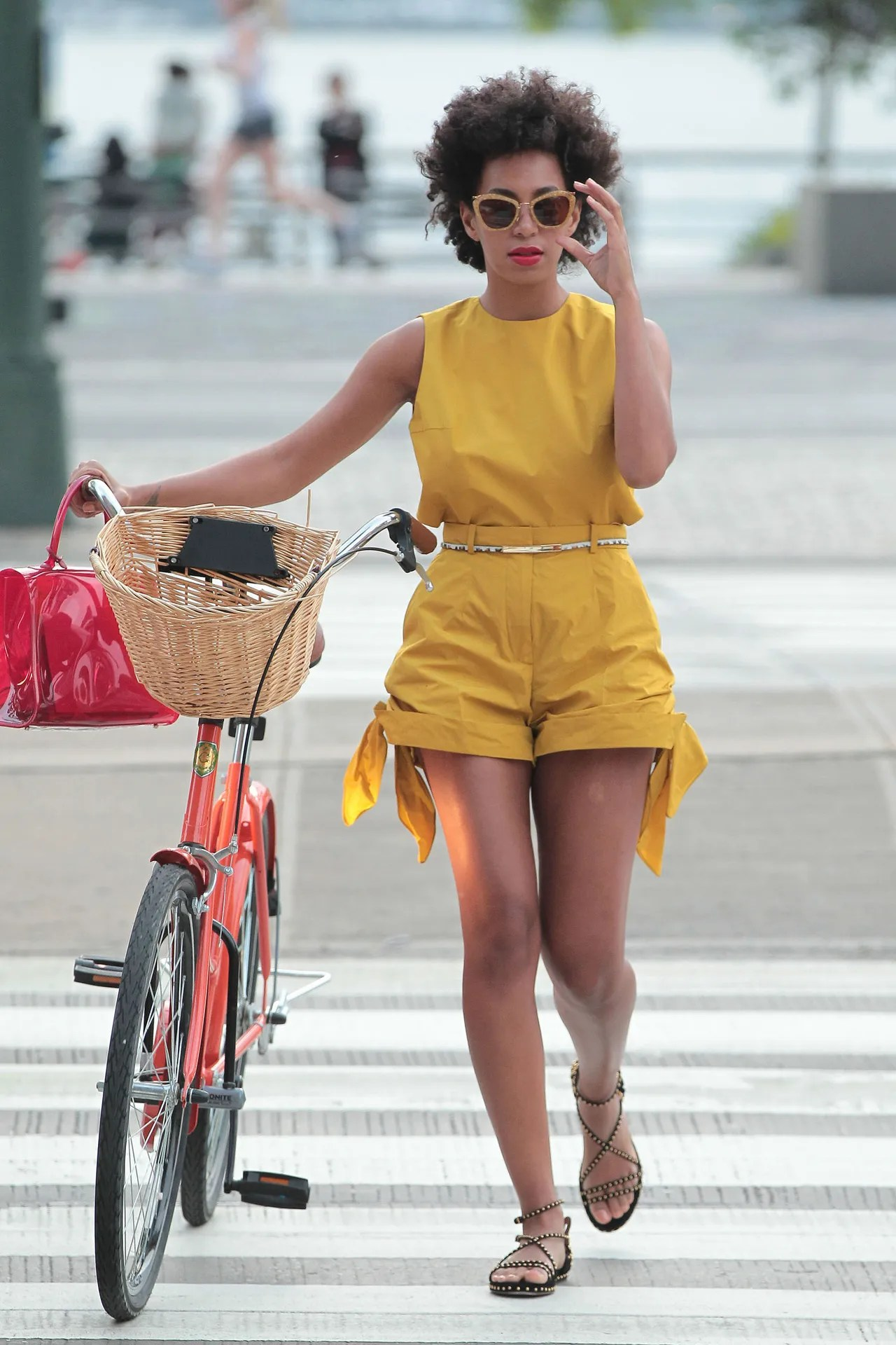 Bike Style 4 Outfit Ideas That Are Perfect for Your Two