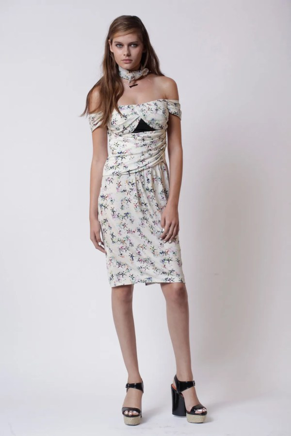 ' Calling -shoulder Tops Dresses And