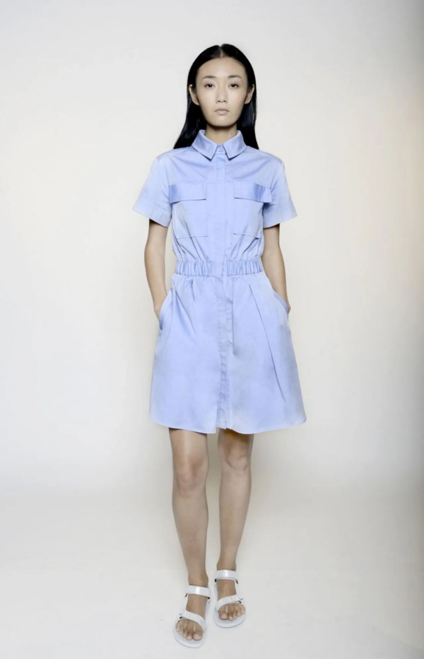 Spring 2015 Fashion Trend Updated Shirtdress Glamour