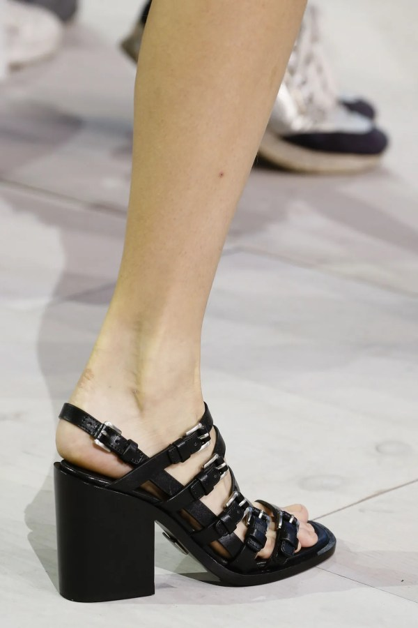 Shoes Heels And Sandals Spring 2016 York