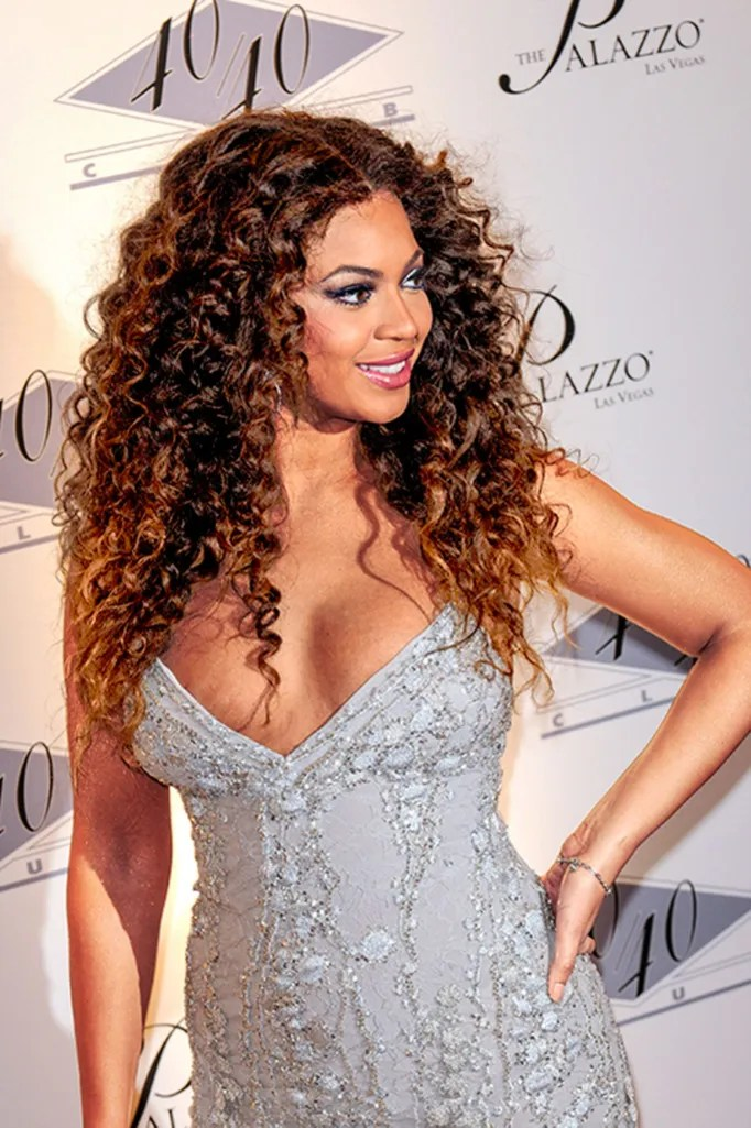 Beyonces Greatest Hairstyles 31 Ideas for Curly Textured Hair  Glamour