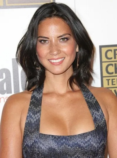 Oh Look Olivia Munns Hair Grew Which Length Do You