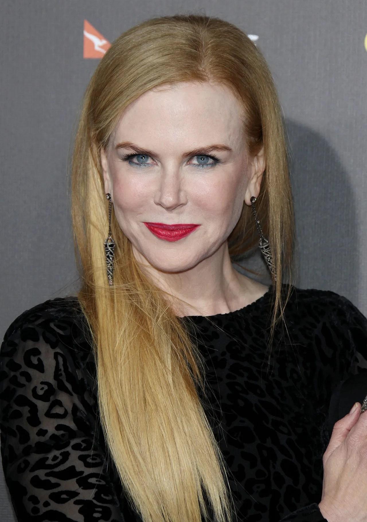 Nicole Kidman Cut Her Hair Nicole Kidmans New Haircut