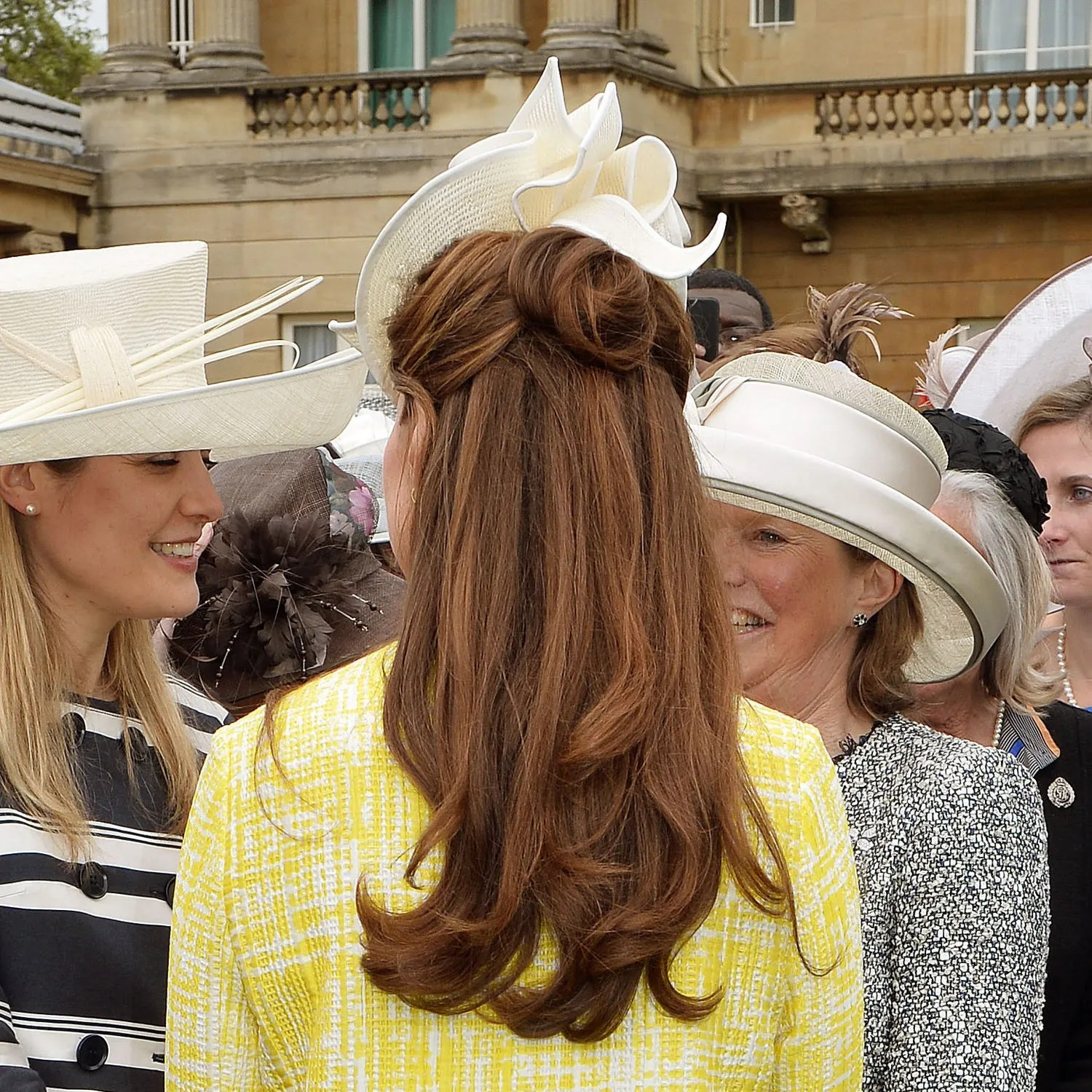 3 Hat Hair Combos To Steal From Kate Middleton For The