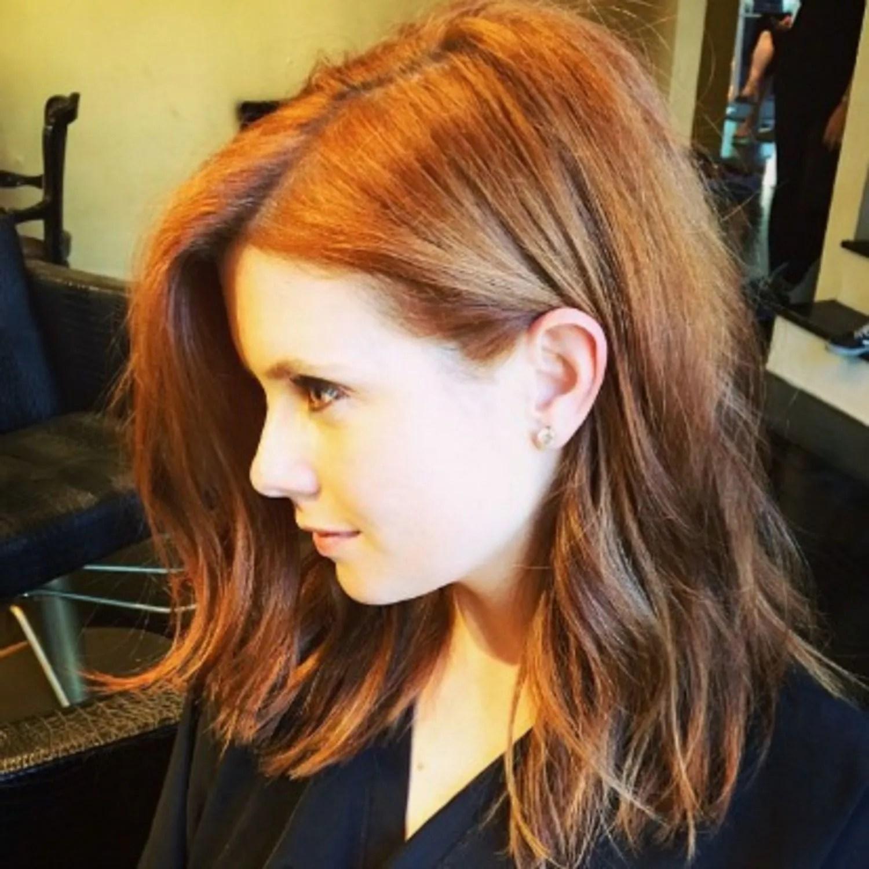 Celebrity Beauty Inspiration JoAnna Garcia Swisher's New Haircut