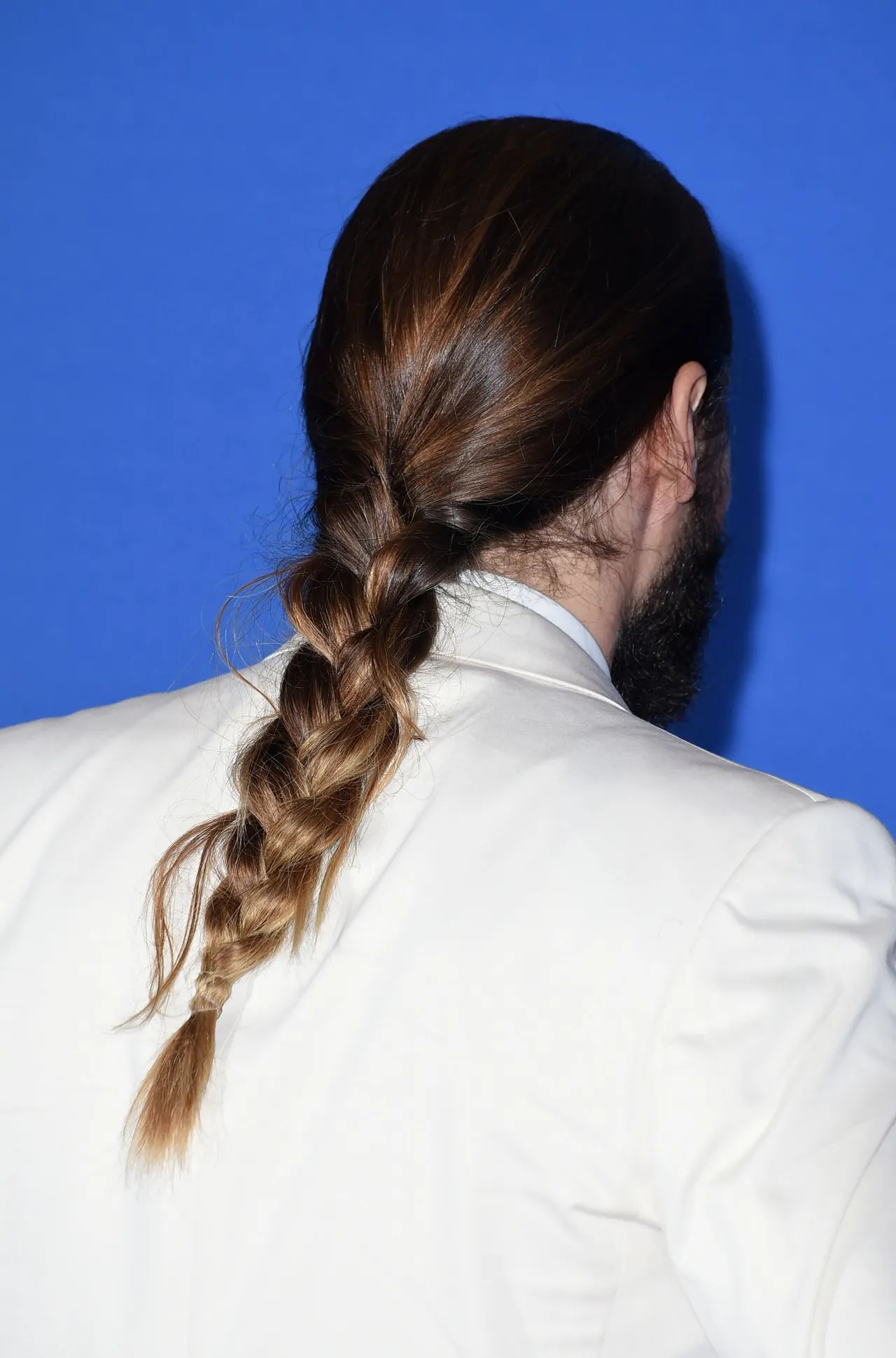 A Retrospective Of Jared Letos Long Hair In Honor Of His