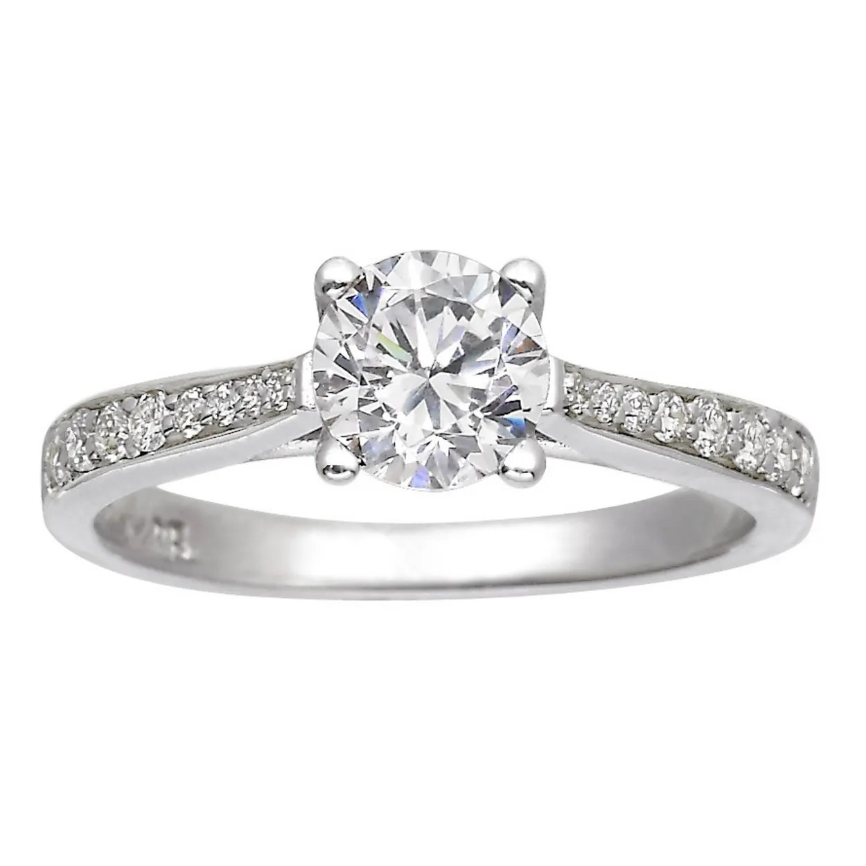 62 Diamond Engagement Rings Under 5000  Glamour