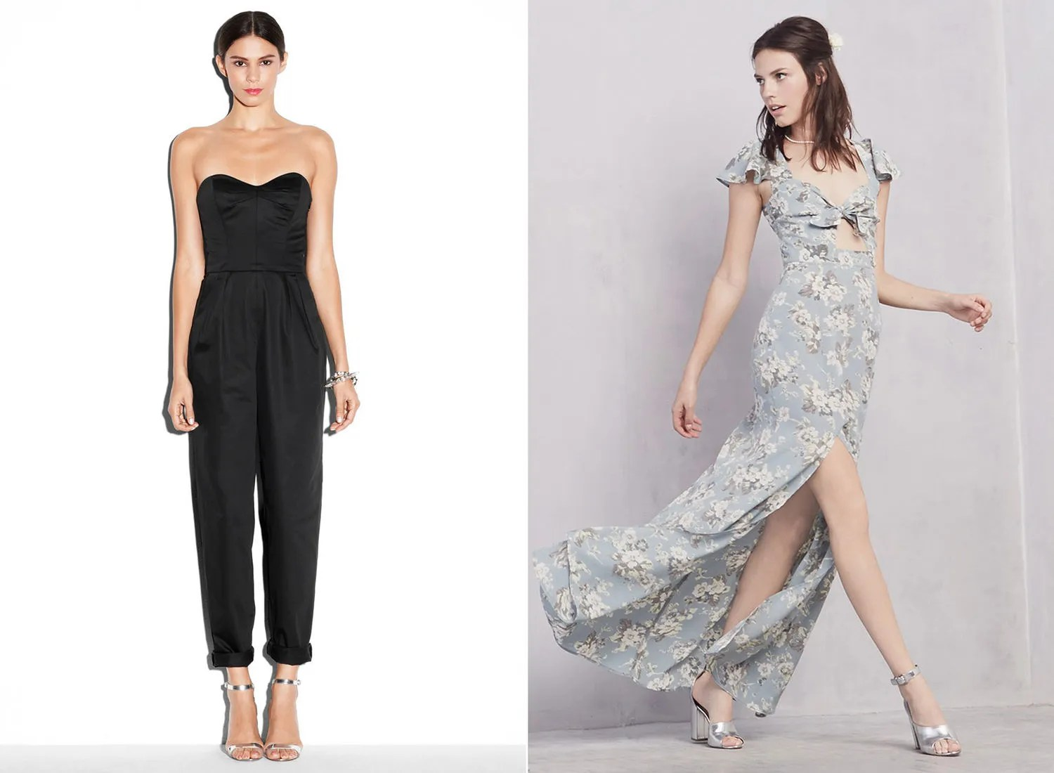 Summer Wedding Dress Code What to Wear to a Formal Casual or Destination Summer Wedding  Glamour